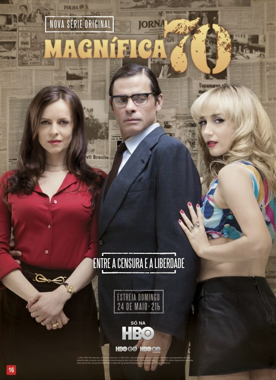 TV SERIES Magnifica 70 [poster]